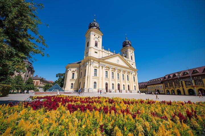 Debreceni városnézés