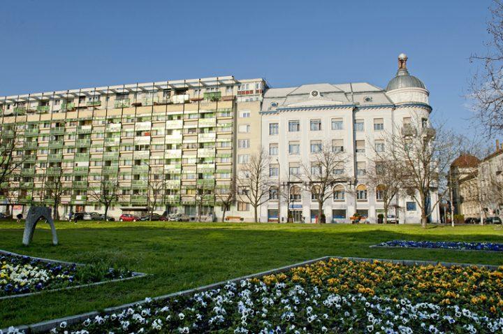A Petőfi tér egykor és ma… és holnap